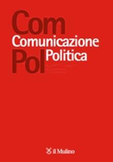 Com.pol. Comunicazione politica (2015). Vol. 1 - copertina