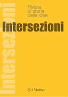 Intersezioni (2015). Vol. 1 - copertina