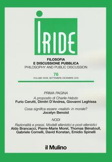 Iride (2015). Vol. 3 - copertina