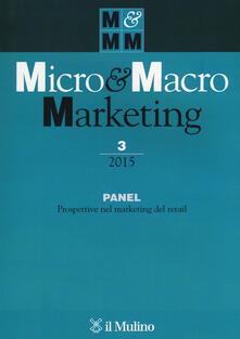 Micro & macro marketing (2015). Vol. 3 - copertina