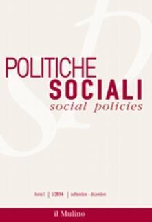 Politiche sociali (2015). Vol. 2 - copertina