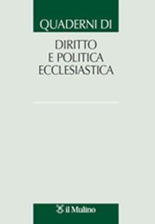 Camfeed.it Quaderni di diritto e politica ecclesiastica (2015). Vol. 1 Image