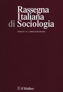 Winniearcher.com Rassegna italiana di sociologia (2015). Vol. 2 Image