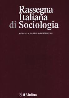 Filmarelalterita.it Rassegna italiana di sociologia. Vol. 3-4 Image