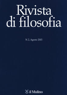 Listadelpopolo.it Rivista di filosofia (2015). Vol. 2 Image