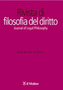 Librisulladiversita.it La Rivista di filosofia del diritto-Journal of Legal Philosophy (2015). Vol. 1 Image