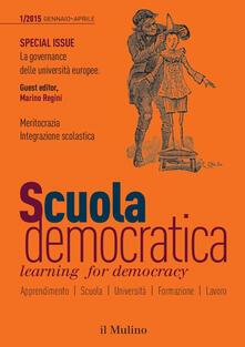 Winniearcher.com Scuola democratica. Learning for democracy (2015). Vol. 1: Gennaio-aprile. Image