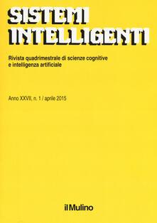 Festivalshakespeare.it Sistemi intelligenti (2015). Vol. 1 Image