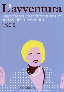 Radiospeed.it L' avventura. International journal of Italian film and media landscapes (2015). Vol. 1 Image