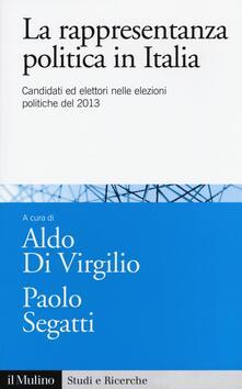Recuperandoiltempo.it La rappresentanza politica in Italia. Candidati ed elettori nelle elezioni politiche del 2013 Image