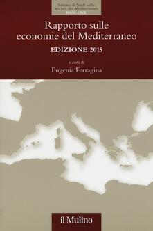 Camfeed.it Rapporto sulle economie del Mediterraneo 2015 Image