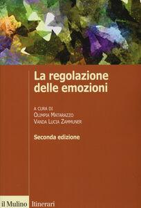 Libro La regolazione delle emozioni
