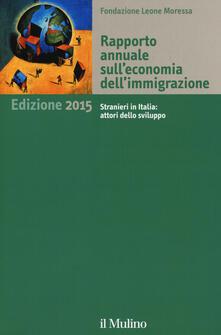 Winniearcher.com Rapporto annuale sull'economia dell'immigrazione 2015 Image