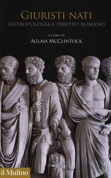 Winniearcher.com Giuristi nati. Antropologia e diritto romano Image