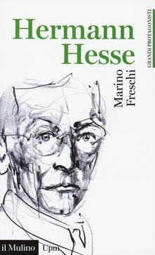 Hermann Hesse - Marino Freschi - copertina