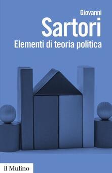 Librisulrazzismo.it Elementi di teoria politica Image