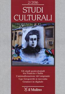 Studi culturali (2016). Vol. 2.pdf