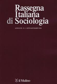 Amatigota.it Rassegna italiana di sociologia (2016). Vol. 1 Image