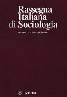 Camfeed.it Rassegna italiana di sociologia (2016). Vol. 2 Image