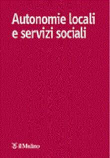 Squillogame.it Autonomie locali e servizi sociali. Vol. 1 Image