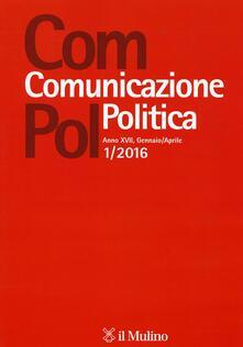 Com.pol. Comunicazione politica (2016). Vol. 1 - copertina