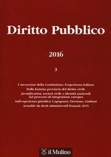 Voluntariadobaleares2014.es Diritto pubblico (2016). Vol. 3 Image