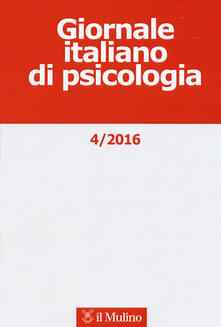 Cocktaillab.it Giornale italiano di psicologia (2016). Vol. 4 Image