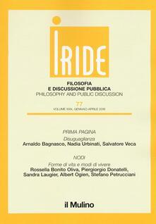 Iride (2016). Vol. 1
