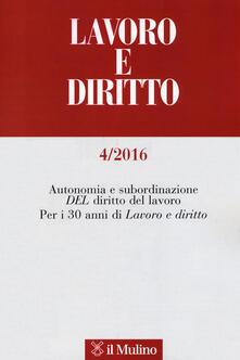 Daddyswing.es Lavoro e diritto (2016). Vol. 4 Image