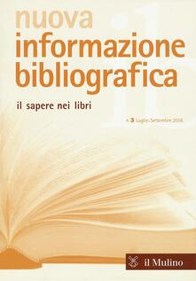 Radiosenisenews.it Nuova informazione bibliografica. Vol. 3 Image