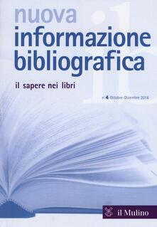 Winniearcher.com Nuova informazione bibliografica (2016). Vol. 4 Image
