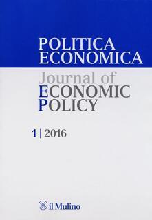 Voluntariadobaleares2014.es Politica economica-Journal of economic policy (2016). Vol. 1 Image