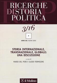 Voluntariadobaleares2014.es Ricerche di storia politica (2016). Vol. 3 Image