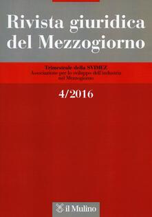 Squillogame.it Rivista giuridica del Mezzogiorno (2016). Vol. 4 Image