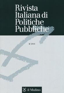 Ilmeglio-delweb.it Rivista italiana di politiche pubbliche. Vol. 2 Image