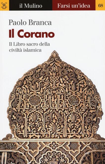Il Corano -  Paolo Branca - copertina