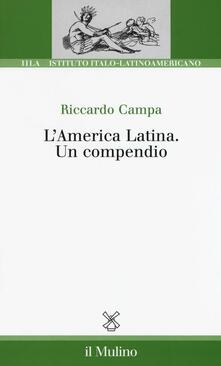 Capturtokyoedition.it L' America Latina. Un compendio Image