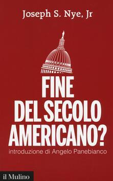 Fine del secolo americano?.pdf
