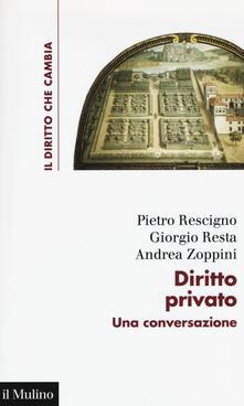 Museomemoriaeaccoglienza.it Diritto privato. Una conversazione Image