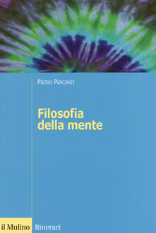 Filosofia della mente - Pietro Perconti - copertina
