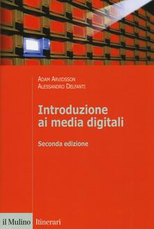 Premioquesti.it Introduzione ai media digitali Image