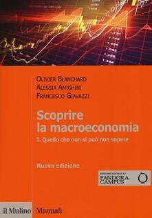 Amatigota.it Scoprire la macroeconomia. Vol. 1: Quello che non si può non sapere. Image