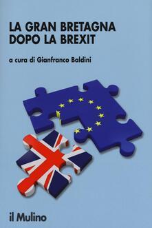 La Gran Bretagna dopo la Brexit - copertina