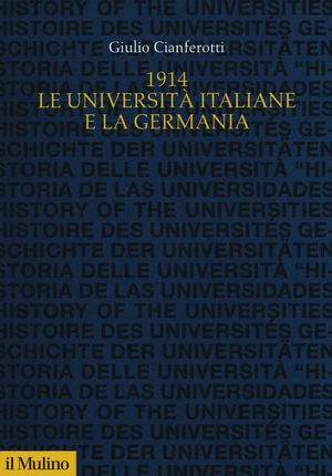 1914. Le università italiane e la Germania