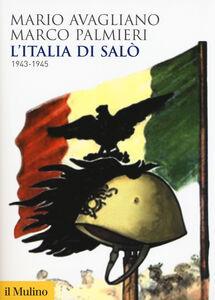 Libro L' Italia di Salò. 1943-1945 Mario Avagliano , Marco Palmieri