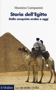 Daddyswing.es Storia dell'Egitto. Dalla conquista araba a oggi Image