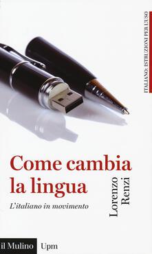 Associazionelabirinto.it Come cambia la lingua. L'italiano in movimento Image