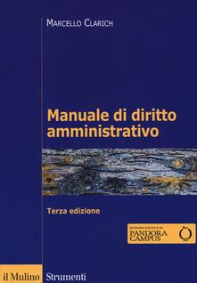 Antondemarirreguera.es Manuale di diritto amministrativo. Con ebook Image