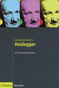 Introduzione a Heidegger - Costantino Esposito - copertina