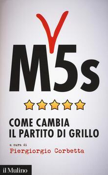 M5s. Come cambia il partito di Grillo - copertina